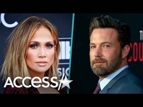 Jennifer Lopez \u0026 Ben Affleck Take Kids To See 'Hamilton'