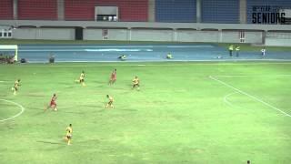 10YS - Bahamas v Bermuda Leg 1 Soccer Highlights