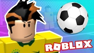I PLAYED FOOTBALL IN ROBLOX AND LOOK AT WHAT GAVE!
