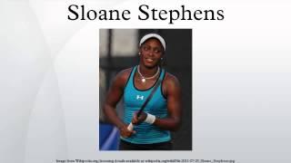 Sloane Stephens