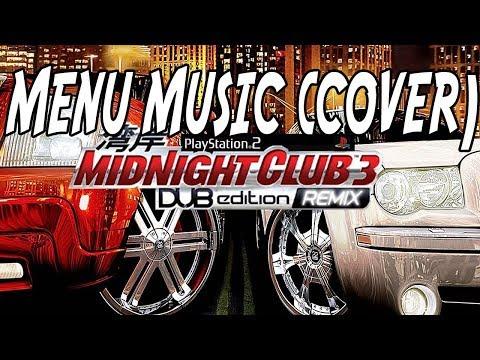 Menu music theme Midnight Club 3 (Keyboard)