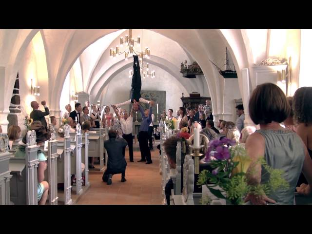 Wedding Flash Mob in Church - by Team JiYo