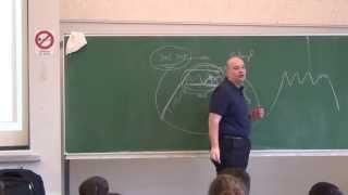 Cours d'analyse technique à l'université de Paris Dauphine par André Malpel le 12/02/2013
