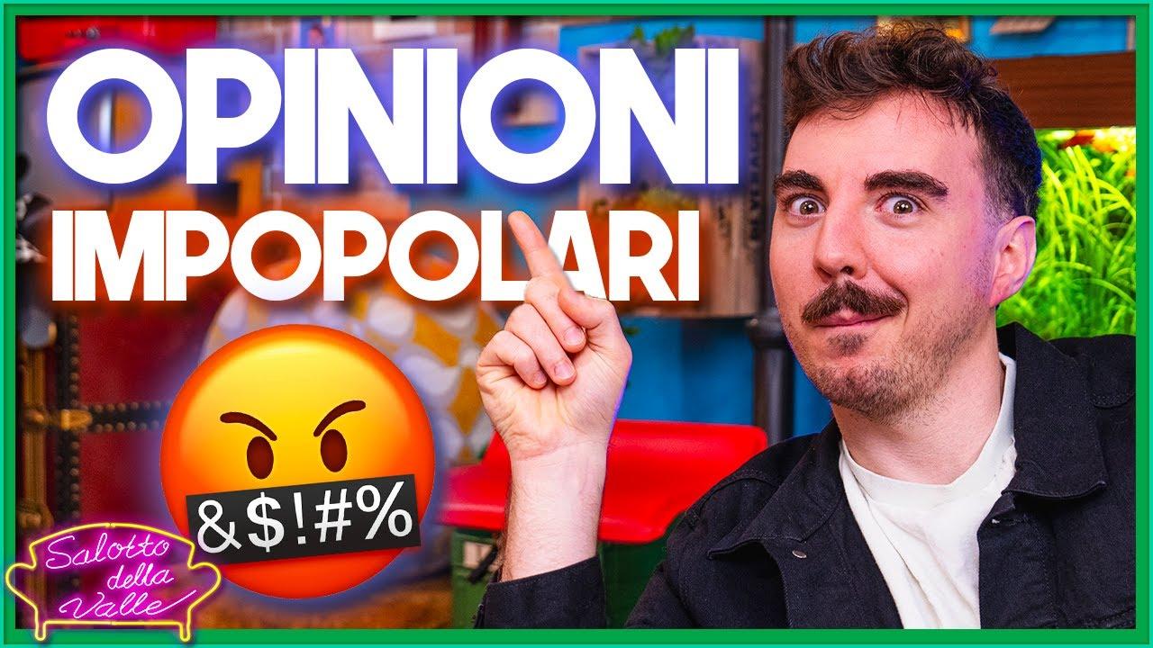 Opinioni IMPOPOLARI! - Salotto della Valle