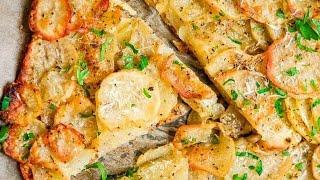 На этих выходных побалуйте своих близких Им очень понравится Картофельный пирог Рецепты MarMari