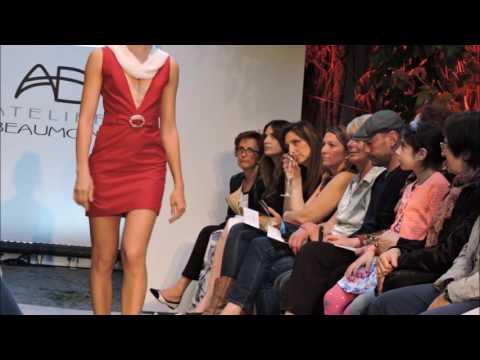 Atelier Beaumont fashion show
