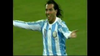 هدف تيفيز الصاروووخي ضد المكسيك كاس العالم 2010