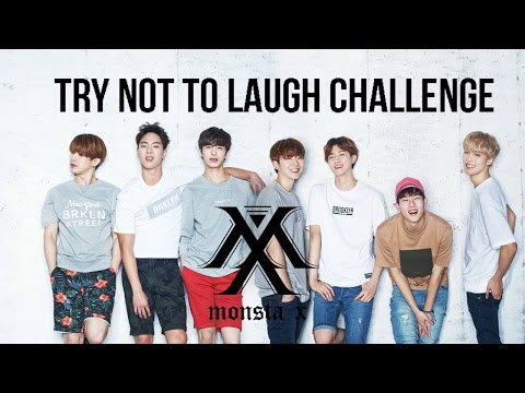 Thumbnail: TRY NOT TO LAUGH CHALLENGE | MONSTA X