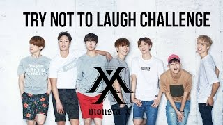 Video TRY NOT TO LAUGH CHALLENGE | MONSTA X download MP3, 3GP, MP4, WEBM, AVI, FLV Juni 2018