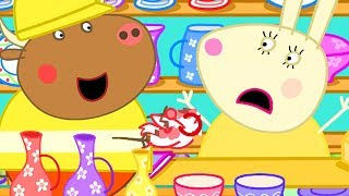 Peppa Pig Official Channel | Mr Bull Special 🔴 Mr Bull in a China Shop