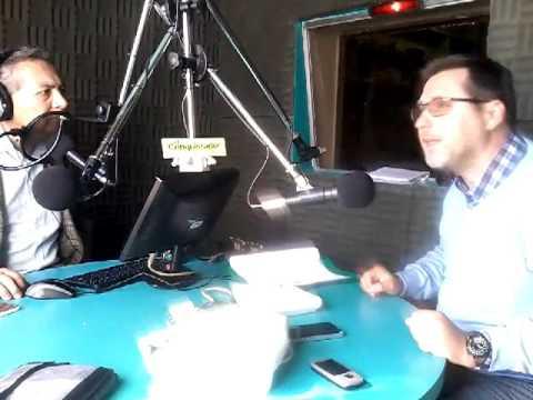 Entrevista Radio El Conquistador Diploma Independencia del Biobío 2da Parte