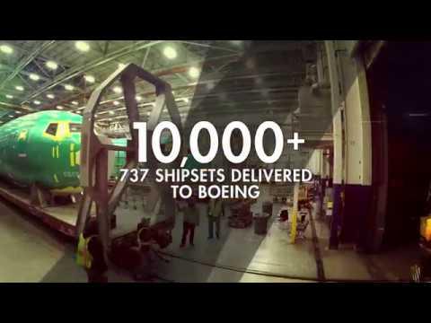 Spirit AeroSystems: 737 Rapid Build