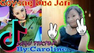 Goyang Dua Jari Dance  Caroline