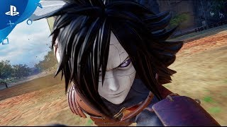 Jump Force - Madara Trailer | PS4