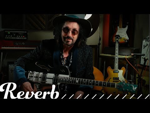 Mike Campbell on Vintage Guitars   Reverb Interview