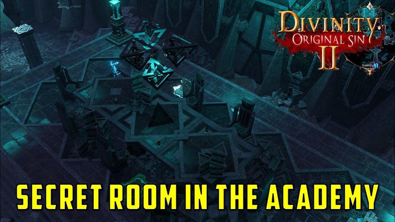 Divinity  Secret Room
