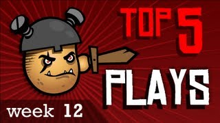 League of Legends Top 5 Plays Week 12