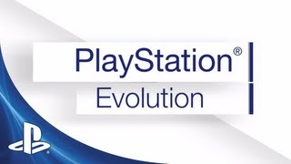 Evolution of PlayStation: The Beginning