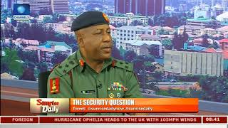 Nigerian military to hold 4-day seminar to tackle security challenges |sunrise daily|