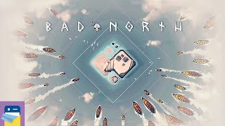 Bad North: Jotunn Edition - iOS Gameplay Walkthrough Part 1 (by Raw Fury)