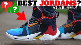 outlet store 9266c 917f0 2019 Best New Air Jordans ! (not Retro) Why Not Zero.2