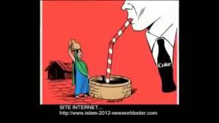 Le culte de satan (noel) avec coca cola كۆكاكۆلا Fanta et FIFA (mondialisation)