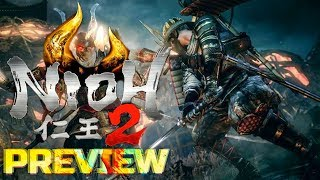 Nioh 2 | Hands-On Gameplay Preview