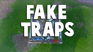 Fortnite Save The World New Invisible Trap Glitch