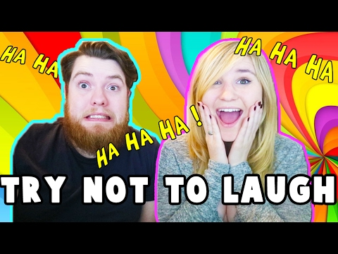 TRY NOT TO LAUGH CHALLENGE | Little Kelly & Boyfriend | Kelly And Carly Vlogs