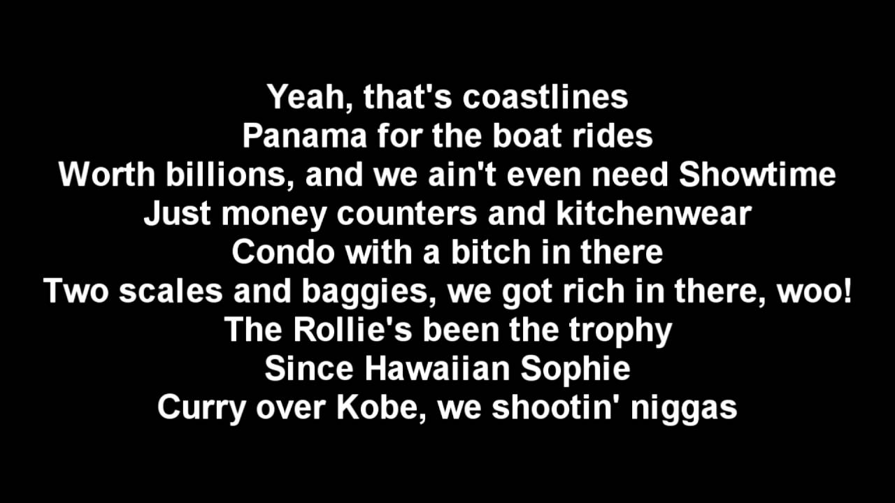 Logic Feat. Pusha T - Wrist (Lyrics) - YouTube