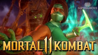 "The Worst KLASSIC Jade You Will Ever See... - Mortal Kombat 11: ""Jade"" Gameplay"