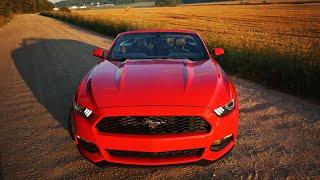 FORD Mustang - Мечта ЗА 20.000$ из США 2015, 2016, 2017 | тест-драйв, автообзор...