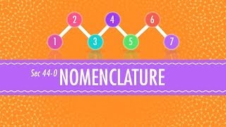 Nomenclature - Crash Course Chemistry #44