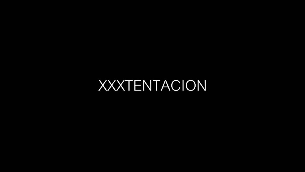 Xxxtentacion I Dont Wanna Do This Anymore Lyrics Youtube