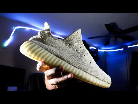 """How To clean Yeezy 350 V2 """"Butter"""""""