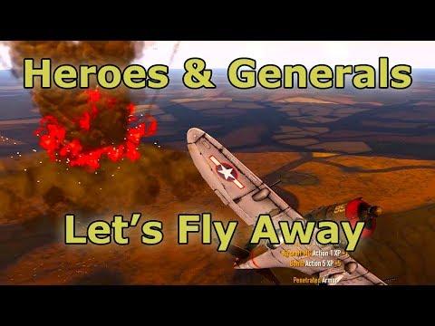 Heroes & Generals The Pilot's Life
