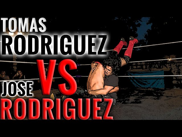 BYB 2016 - Tomas Rodriguez vs. Jose Rodriguez