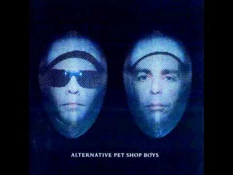 Клип Pet Shop Boys - A Man Could Get Arrested