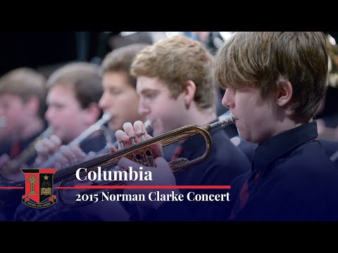 Columbia: The Gem of the Ocean - Symphonic Wind Ensemble 2015