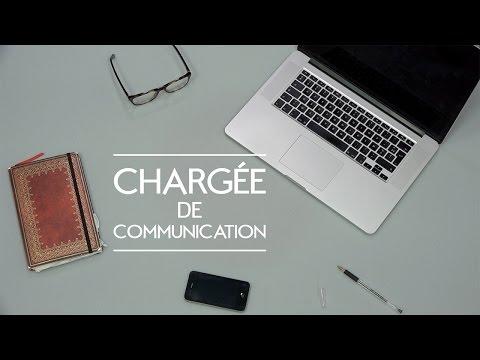 Les Métiers De La Com : Chargée De Communication