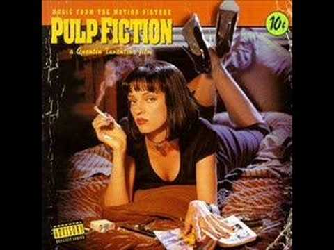Pulp Fiction - You can never tell