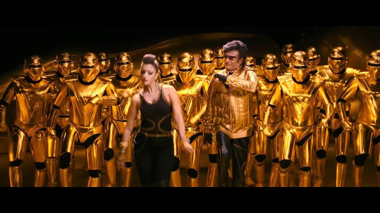 Enthiran Song Video in MP4 HD MP4 FULL HD Mp4 Format