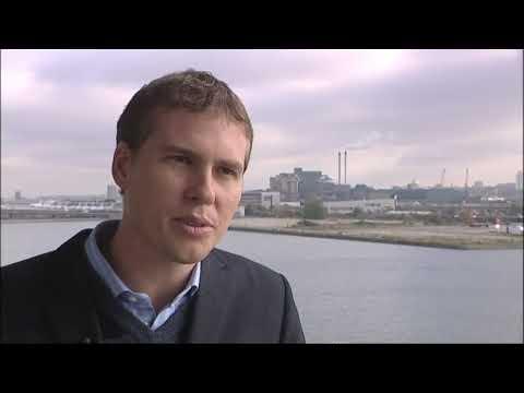 Adam Stewart, CEO Sandals Resorts International @ WTM 2009