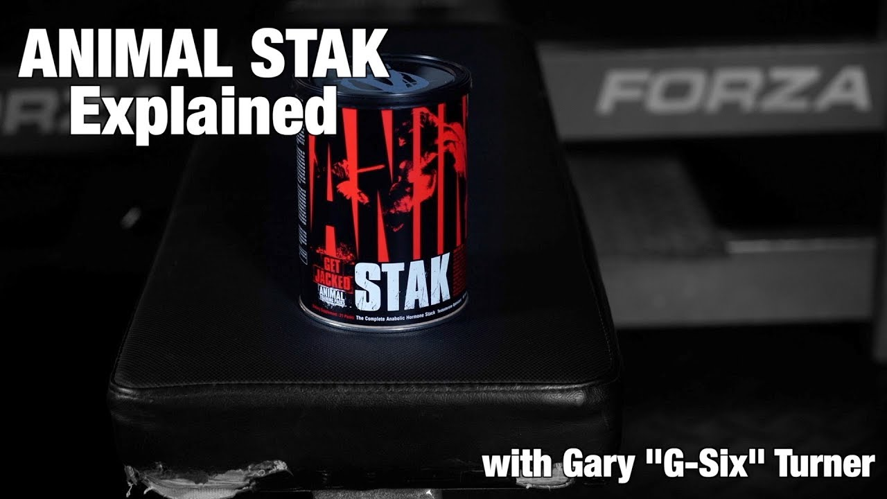 "ANIMAL STAK Explained with Gary ""G-Six"" Turner"