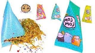 Giant Moj Moj !!! Squishy Animal Surprise Blind Bags - Cookie Swirl C