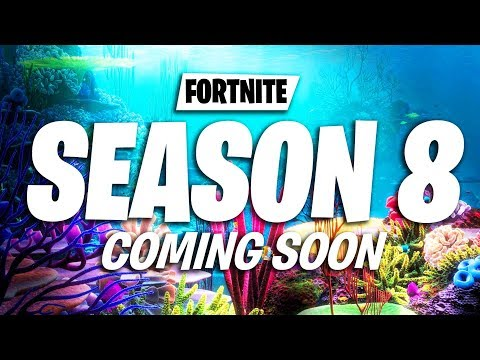 Fortnite Season 8 Leaks & Rumors #3 (Fortnite Season 7 News & Rumors)