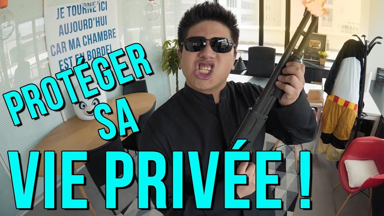 PROTÉGER SA VIE PRIVÉE ! – LE RIRE JAUNE