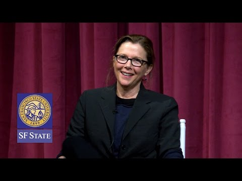 Alum Annette Bening returns to Little Theatre for talk with students