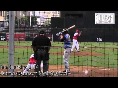 Ian Clarkin Prospect Video, James Madison High School