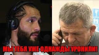 Отец ХАБИБА издевается над Масвидалем после победы над Диазом / Махачев против Кевина ЛИ